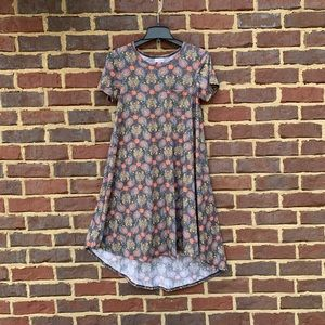 LuLa Roe Carly dress XXS